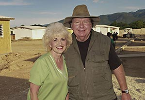 Missionaries Bobby and Sherry Burnette