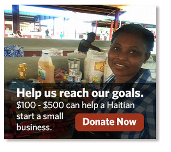 Help a small Haitian business get started in the Marketplace.