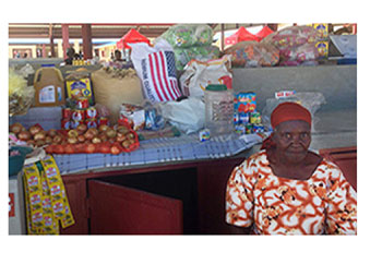 The Marketplace in Haiti - Shopping