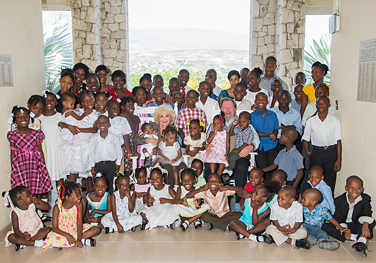 Haiti's Orphanage Love A Child