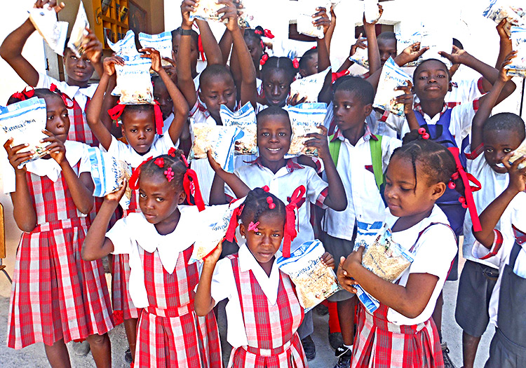 Haiti's Orphanage - Restavek Freedom Foundation