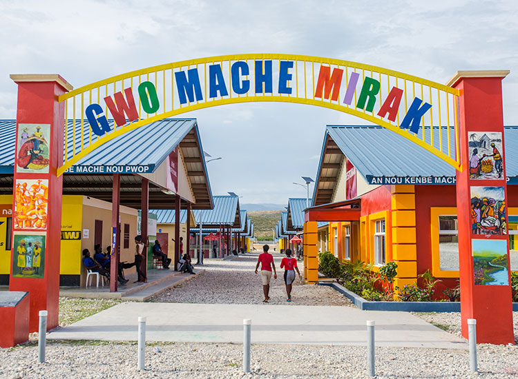 Gwo Maché Mirak (Grand Miracle Market)