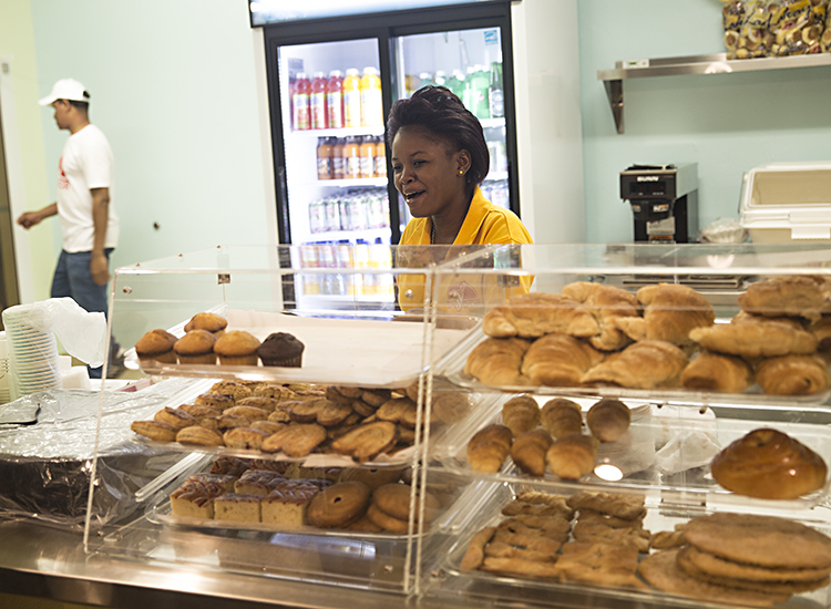 Epi d'Or bakery, pastry, fast food and Creole cuisine