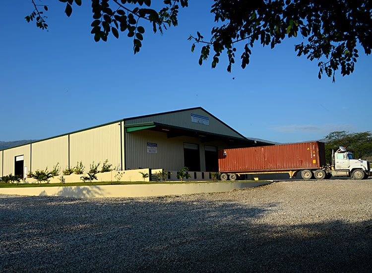 Kingdom Connection Food Warehouse