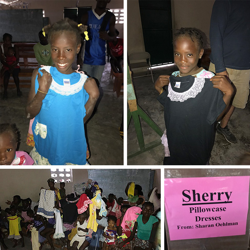 Clothing for the Poor Children