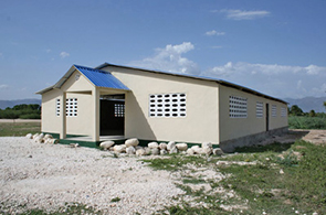 Our Love A Child School and Church in Cotin, Haiti