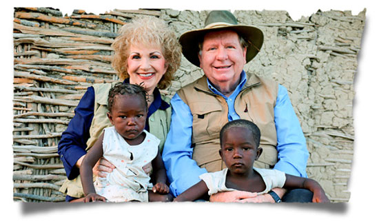 Bobby and Sherry Burnette - Missionaries in Haiti