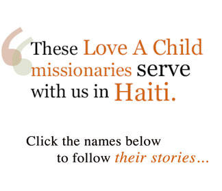 Love A Child Mobile Medical Teams in Haiti