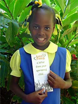 By sponsoring a child in Haiti, you empower a young life.