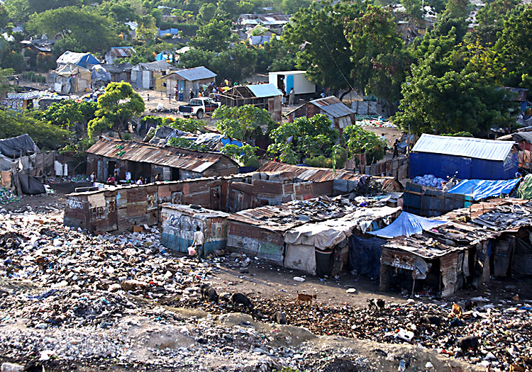 Haitian People Among The Poorest Of The Poor - The porest