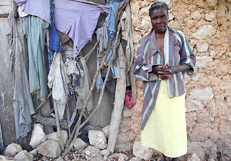 Read Sherry's Journal - The Poorest of the Poor