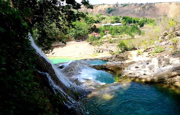 The Wonders of Sapaterre - Beautiful Bassin Zim, a little-known treasure of Haiti