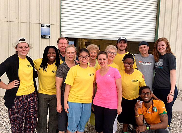 2016 Year in Review - Volunteer Team - Dream Team