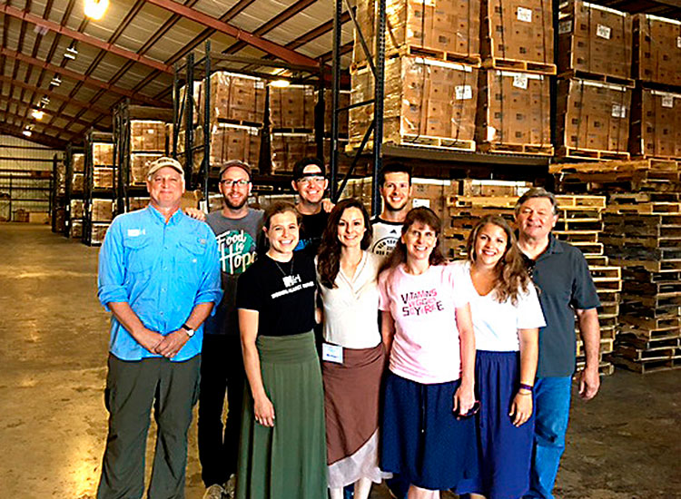 2016 Year in Review - Volunteer Team - Feed My Starving Children
