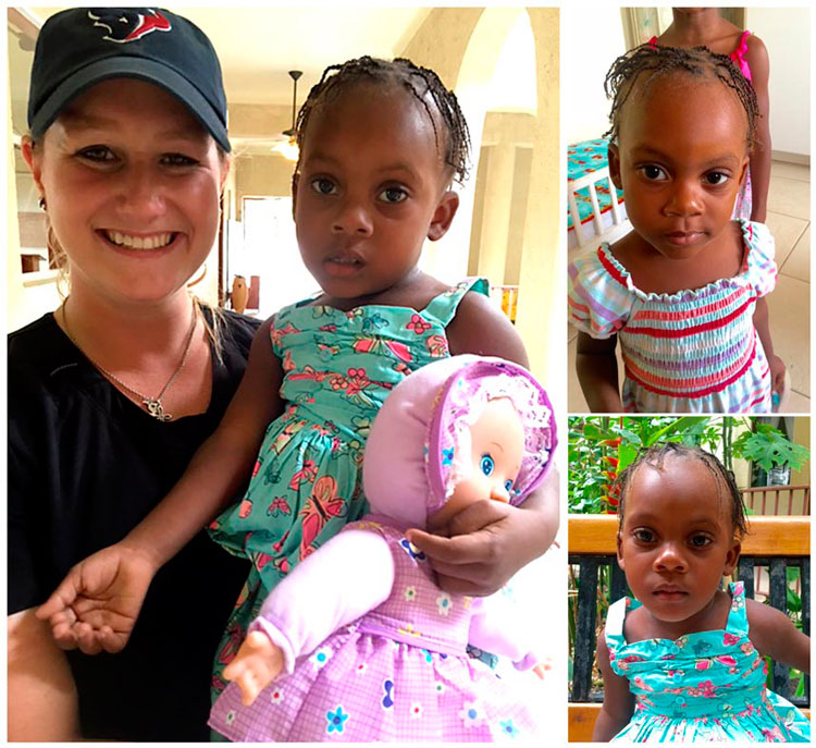 Love A Child Orphanage - new orphan
