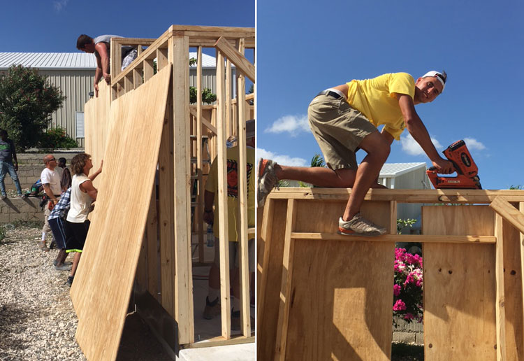 2016 Year in Review - Volunteer Team Life Church Construction Team
