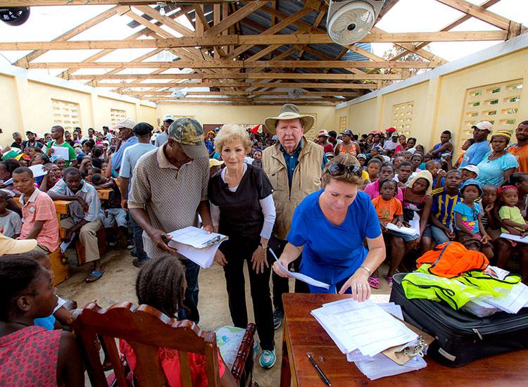 Medical Outreach Programs Haiti