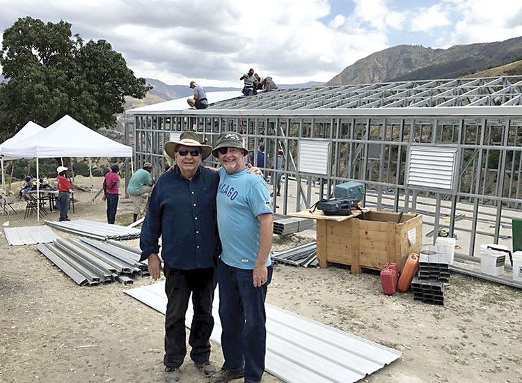 2016 Year in Review - Building Projects in Haiti