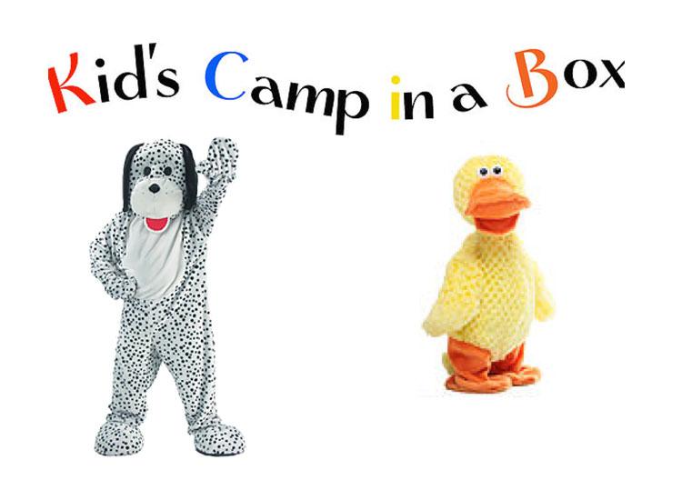 Kid's Camp in a Box
