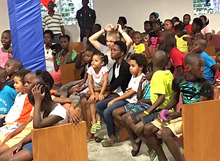 Camp Hope Kids Crusade