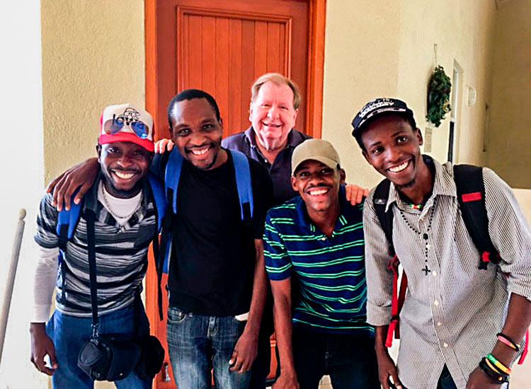 Love A Child Orphan boys