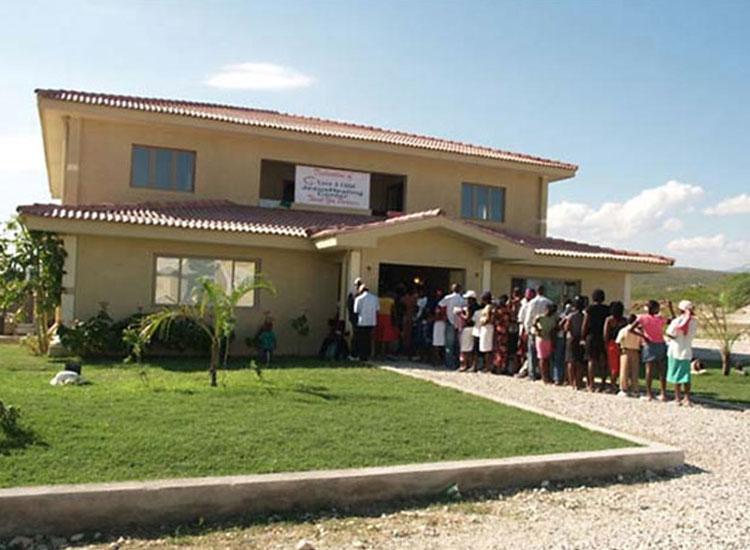 Jesus Healing Center, Fond Parisien, Haiti