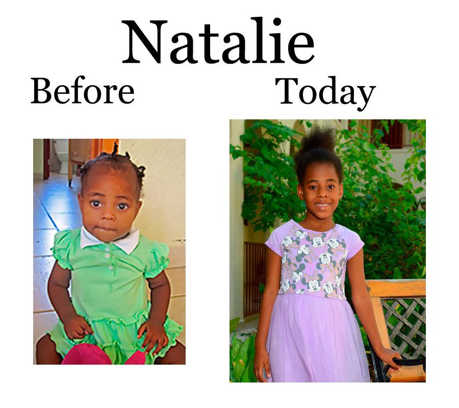 Update on Natalie